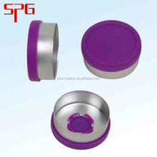 Hot sale top quality best price flip off cap aluminium plastic closures lid covers