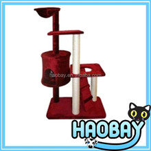 large cat cub/animal planet/cat climbing tree of high quality lazy cat tree
