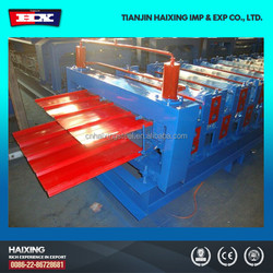 Double Layer Zinc Roof Sheeting Making Machine Supplier