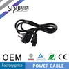 SIPU high quality european flat wire power cable cords reel