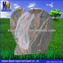 Beautiful granite angel tombstone pictures