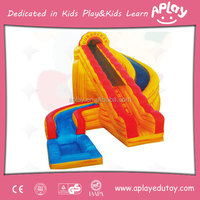 Backyard Inflatable Water Slides for Family Games