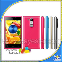 4'' smartphone low cost Hong Kong cell phone prices touch screen mobile phone