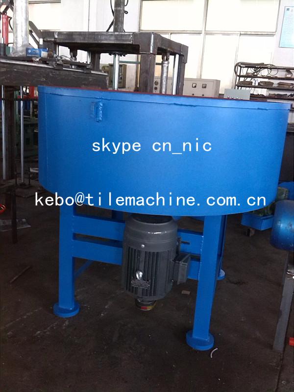 KB125E terrazzo machine/terrazzo tile making machine