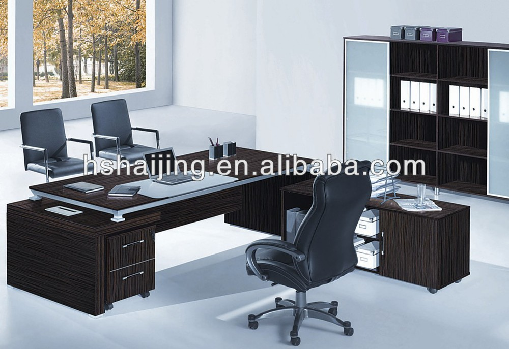 Comexecutive Office Table Design : modern executive desk office table design director office table design ...