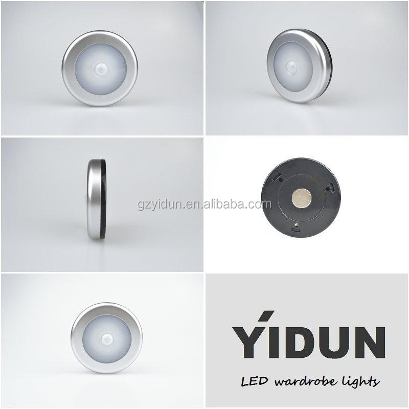 usb oplaadbare lithium batterij led kast licht sensor led binnen