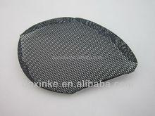 High quality sheet metal stamping loudspeaker mesh cover