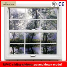 UPVC cdesigner windows for homes, good quality, modern design homes used sliding window