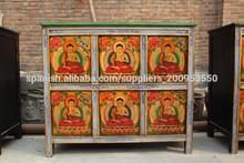 Reproducción chino muebles antiguos y de estar sala de tibet furnitue antigüedades