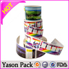 Yason removable self adhesive sticker paper china produc car sticker best price label stickers