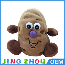 creative simulation plush potatoes vegetable dolls toys