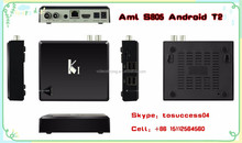 New arrivel !! Combo Android STB quad core android dvb t2