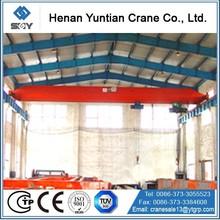 5 Ton Light Duty Single Girder Overhead Traveling Crane