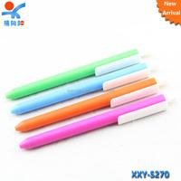 Modern design factory supply plastic advertising ballpoint pen/ball pen