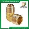 forged brass plumbing fitting female elbow