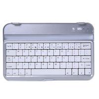 Aluminum Wireless Bluetooth Keyboard for Samsung Galaxy tab 7.0 P3100