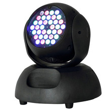rgb color mixing / dimming indoor high power dj disco party stage light