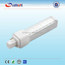 High Quality 9W LED G24 E27 Plug Light,PL Plug LED Lamp,Plc Plug Buld
