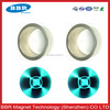 BBR Radiation ring sintered permanent magnets