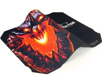 Dubai computer gaming ergonomic mouse pad, low price skidproof gamed mouse pad for gaming promotion