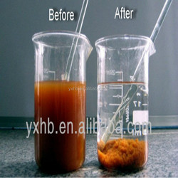 water treatment chemicals/pam flocculant/ polyacrylamide