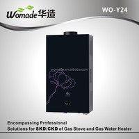 WO-Y24 Classic design pakistan instant gas water heater