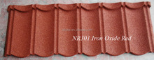 New building materials stone coated metal roofing tile & roof shingles