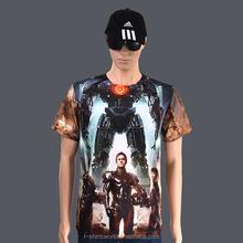 OEM Bestseller Fashion Sublimation Tshirt