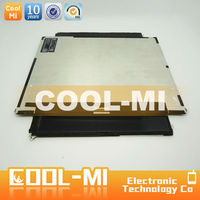 Low price high quality touch screen display for ipad 2, assembly lcd for ipad 2 e