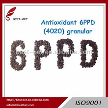 Caucho 6PPD antioxidante 4020 la materia prima