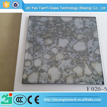 artistic wire laminated glass