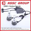 Automobile LED Headlight Bulb 9007 Conversion Light Bulbs High Lumen Car Led Bulbs Pair