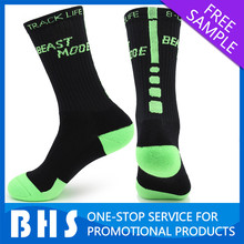 wholesale elite sock manufacture/elite basketball sock custom