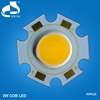 Wide angle smd cob led chip 10w