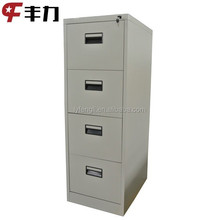 cheap metal 4 drawer file cabinet with lock