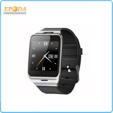 2015 Cheap price Android MTK6260A multi functions GV18 bluetooth smart phone watch