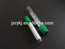 Lithium haparin vacuum blood tubes factory