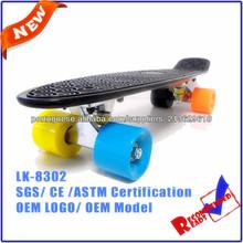 longboard skate skate shape