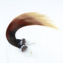 I tip shape pre bond 100% virgin indian remy hair extensions