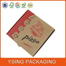 Factory Price Food Grade Custom Pizza Box Manufacturer