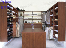 Walk In Closet / The Latest High Quality Bedroom Closet / Modern Design Walk-in-closet