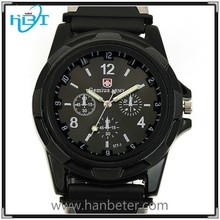 High Quality Nylon Strap Army Style Japan Movt mens watch excellence quartz