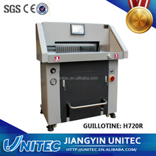 Best selling products guillotine / guillotine paper cutter / guillotine machine