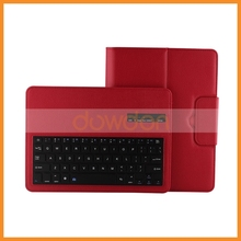 Removable Bluetooth Keyboard with Stand Leather Case Cover For Samsung Galaxy Tab S 10.5 inch T800