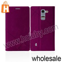 Hot Sell Litchi Pattern Stand Full Body Mobile phone Case Flip Wallet Leather Case for LG Optimus G Pro 2 F350 D837 Card Holder