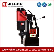 32mm BJ-32RE steel italy grease tapping machine vertical drill press manufacturer