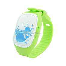 Smart Watch waterproof GPS tracker with real time tracking/monitoring/SOS functions