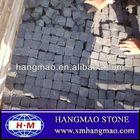 preto granito pedra de pavimentação