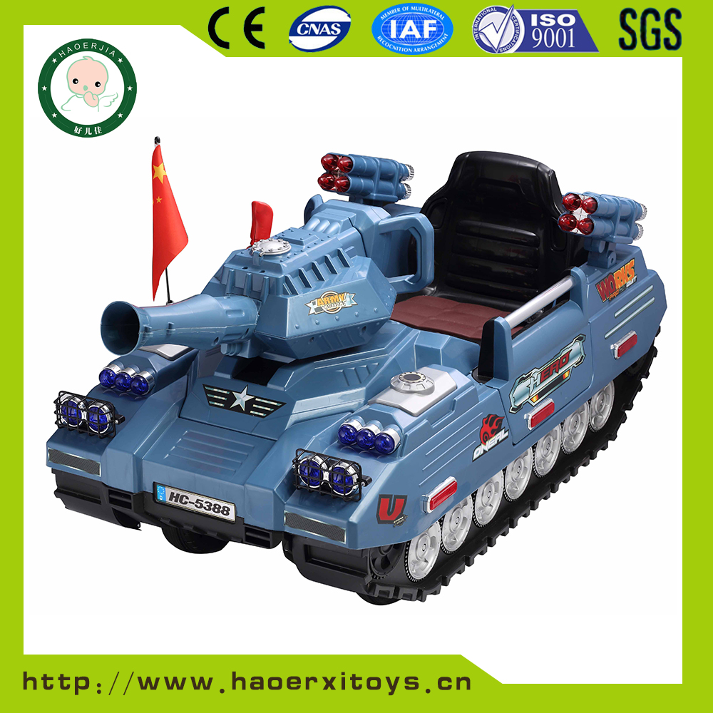 Ride On Toy Car : New model kids ride on toy car with remote control tank