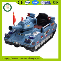 New model kids ride on toy car with remote control tank baby toy car